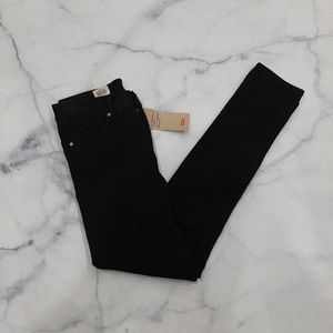 Levi's 311 Black Shaping Skinny Jeans NEW